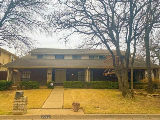2312 Wakeforest Court, Arlington, TX 76012 (MLS #14528117) :: Craig Properties Group