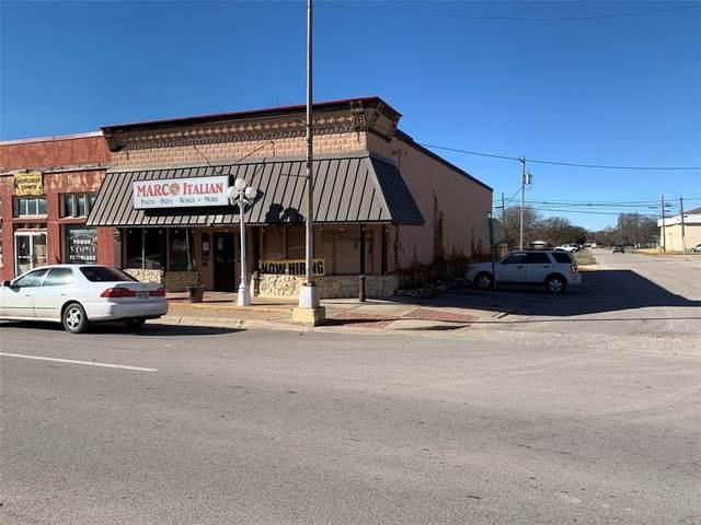 115 N Colorado Street, Whitney, TX 76692 (MLS #14528124) :: Real Estate By Design