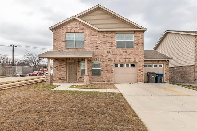 516 Crystal Springs Drive, Fort Worth, TX 76108 (MLS #14528174) :: Bray Real Estate Group