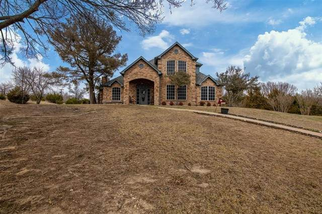 206 Rustic Harbour Court, Weatherford, TX 76087 (MLS #14528243) :: The Chad Smith Team