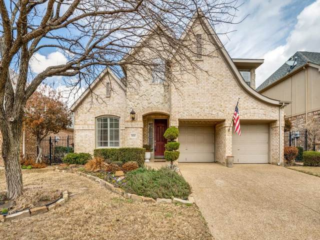 5434 Travis Drive, Frisco, TX 75034 (MLS #14528255) :: Craig Properties Group