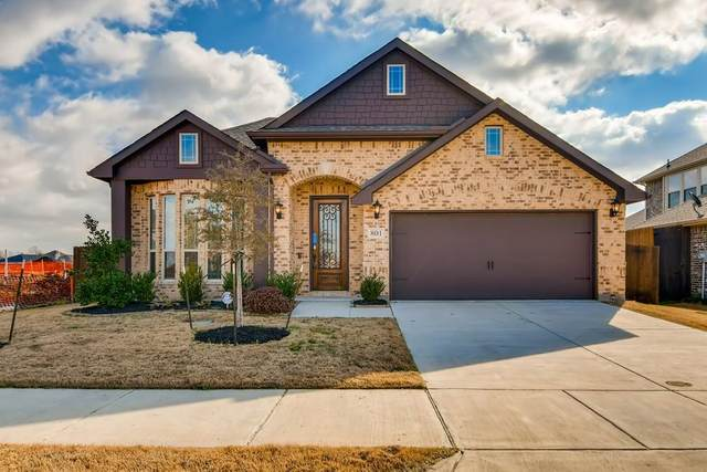 801 Smothermon Farm Road, Little Elm, TX 75068 (#14528269) :: Homes By Lainie Real Estate Group