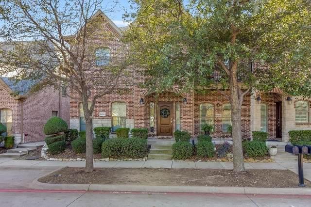 6859 Pistoia Drive, Frisco, TX 75034 (MLS #14528283) :: Justin Bassett Realty