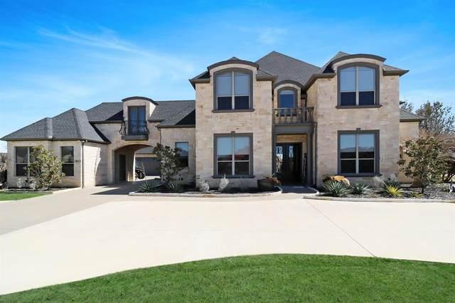 1611 Taylor Bridge Court, Burleson, TX 76028 (MLS #14528288) :: Craig Properties Group