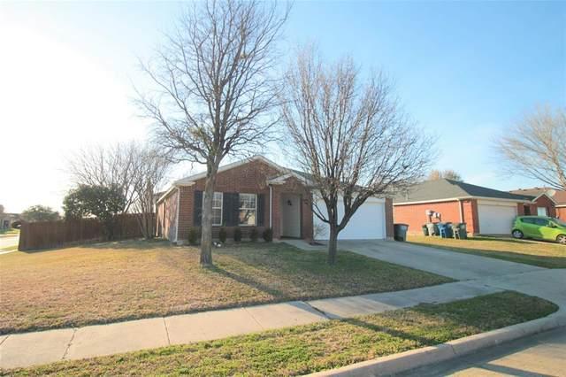 2320 Capeland Drive, Little Elm, TX 75068 (MLS #14528318) :: The Chad Smith Team