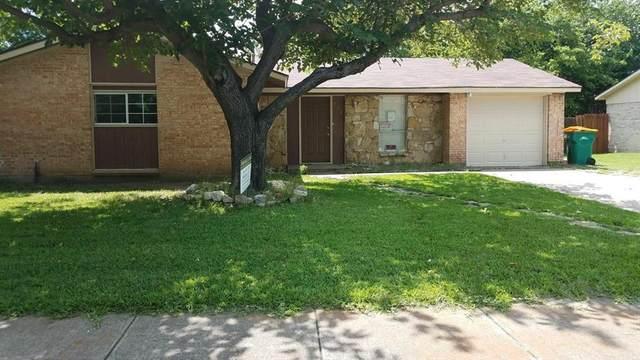 212 Ridgeway Circle, Lewisville, TX 75067 (MLS #14528319) :: Team Hodnett