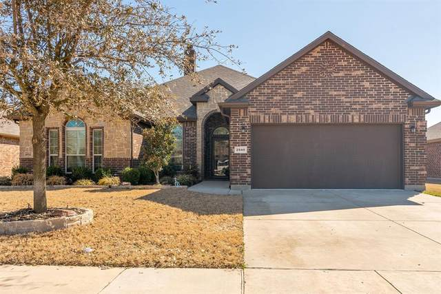 2940 Saddle Creek Drive, Fort Worth, TX 76177 (MLS #14528371) :: Real Estate By Design