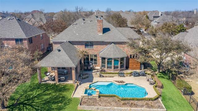 7821 Linksview Drive, Mckinney, TX 75072 (MLS #14528380) :: Craig Properties Group