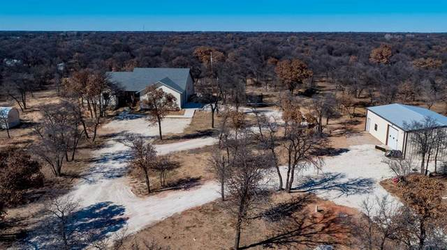 2338 Private Road 354, Hawley, TX 79525 (MLS #14528401) :: The Kimberly Davis Group
