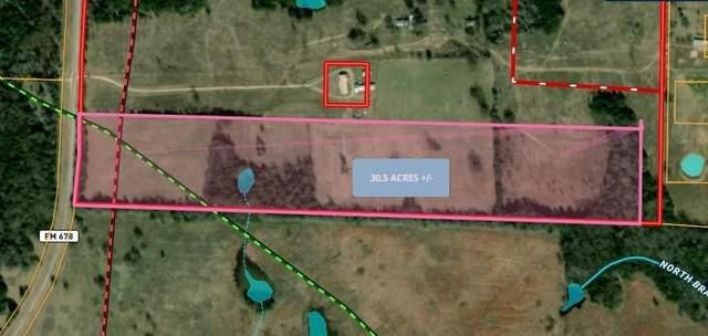 30 Acre Fm 678, Whitesboro, TX 76273 (MLS #14528403) :: Real Estate By Design