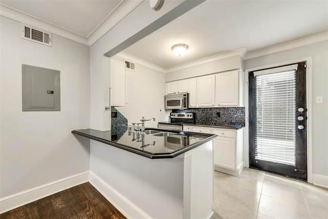 10115 Regal Park Lane #107, Dallas, TX 75230 (MLS #14528498) :: Premier Properties Group of Keller Williams Realty