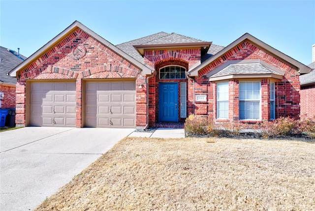 2661 Redcedar Drive, Little Elm, TX 75068 (MLS #14528567) :: The Kimberly Davis Group