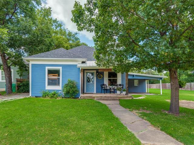 145 W Walters Street, Lewisville, TX 75057 (MLS #14528568) :: The Kimberly Davis Group