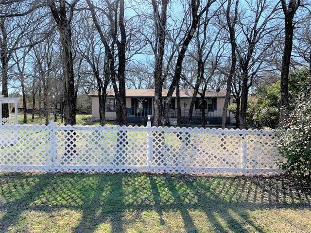 6006 Big Horn Drive, Granbury, TX 76048 (MLS #14528577) :: Real Estate By Design