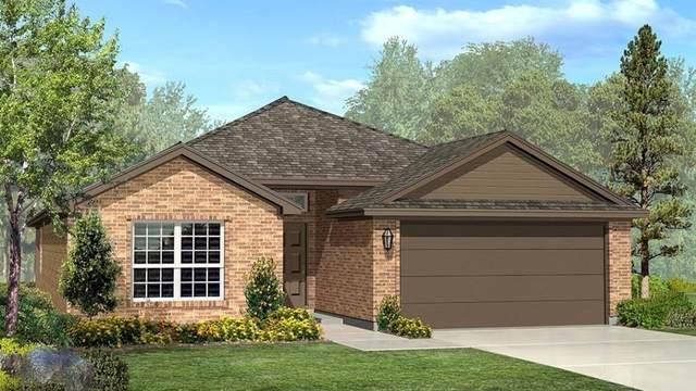 2109 Richburg Street, Fort Worth, TX 76108 (MLS #14528582) :: Real Estate By Design