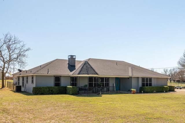 1524 Fm 3136, Cleburne, TX 76031 (MLS #14528696) :: Team Hodnett