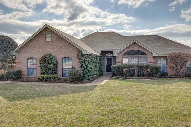 2608 Jewett Road, Burleson, TX 76028 (MLS #14528727) :: Craig Properties Group