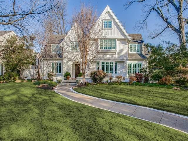 3900 Potomac Avenue, Highland Park, TX 75205 (MLS #14528764) :: Robbins Real Estate Group