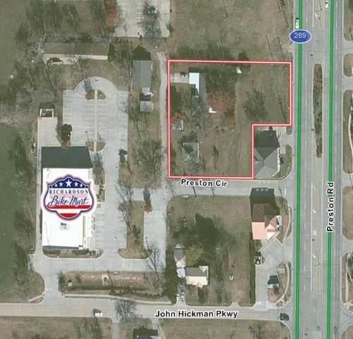 860 Preston Circle, Frisco, TX 75034 (MLS #14528809) :: The Kimberly Davis Group
