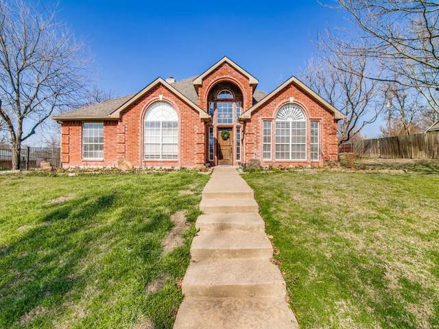326 Elm Drive, Rockwall, TX 75087 (MLS #14528899) :: Craig Properties Group