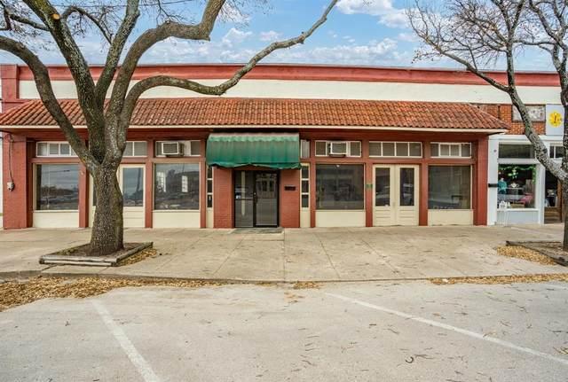 114&116 S Covington Street, Hillsboro, TX 76645 (MLS #14528933) :: All Cities USA Realty