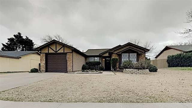 5403 Creek Valley Drive, Arlington, TX 76018 (MLS #14529009) :: The Mitchell Group