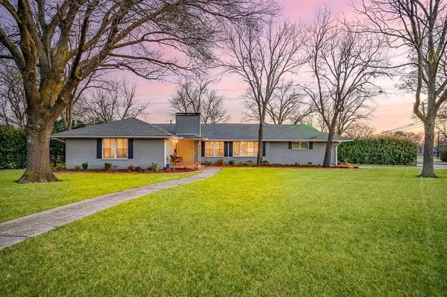 7100 Hovenkamp Avenue, Richland Hills, TX 76118 (MLS #14529012) :: The Chad Smith Team