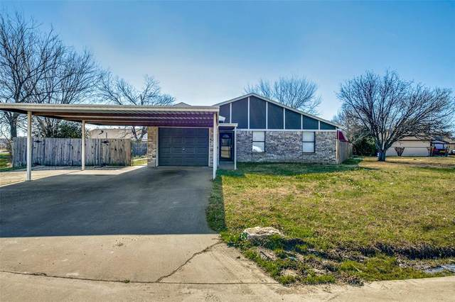 11256 Golden Triangle Circle, Fort Worth, TX 76244 (MLS #14529078) :: Craig Properties Group