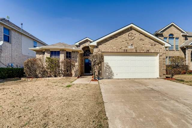 4820 Willow Branch Court, Fort Worth, TX 76036 (MLS #14529122) :: Craig Properties Group