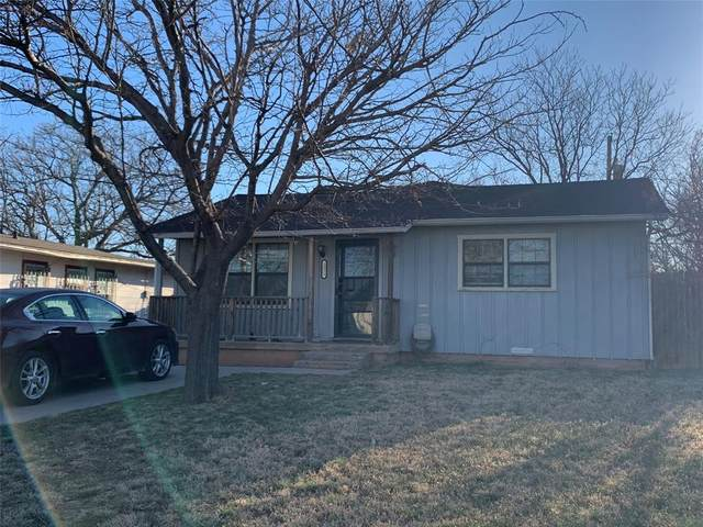 2233 Fannin Street, Abilene, TX 79603 (MLS #14529139) :: Team Hodnett