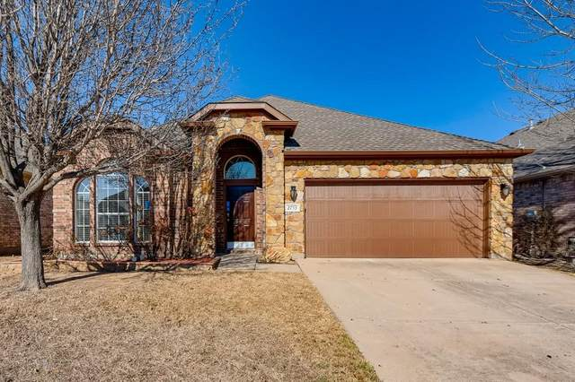 2753 Maple Creek Drive, Fort Worth, TX 76177 (MLS #14529180) :: Craig Properties Group