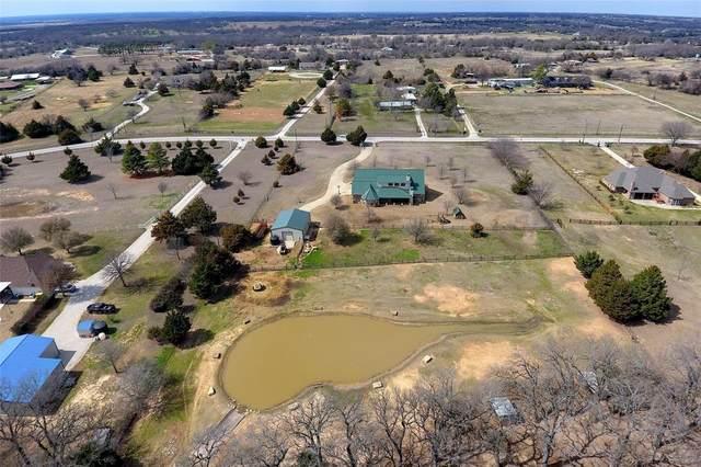 192 Hilltop Drive, Decatur, TX 76234 (MLS #14529204) :: Team Hodnett