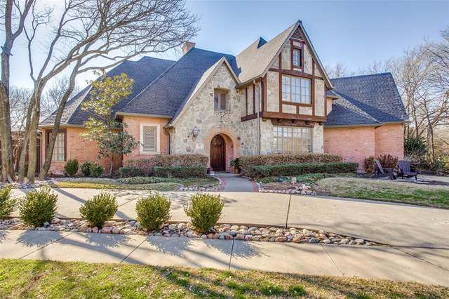743 Lexington Avenue, Coppell, TX 75019 (MLS #14529208) :: The Heyl Group at Keller Williams