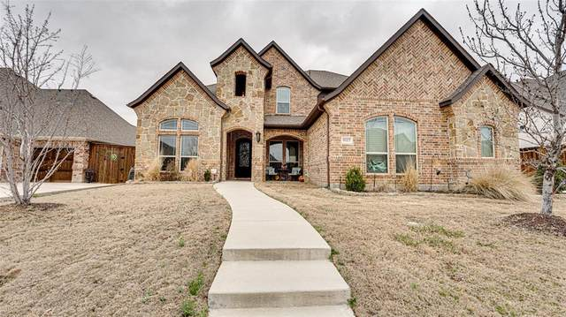 9117 Northampton Drive, North Richland Hills, TX 76182 (MLS #14529262) :: The Chad Smith Team