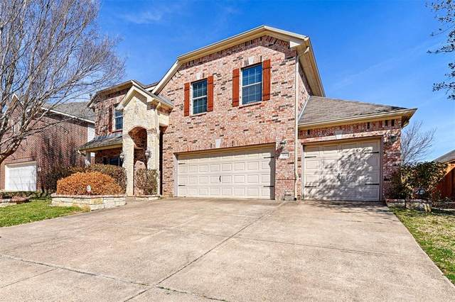 3741 Monica Lane, Fort Worth, TX 76244 (MLS #14529295) :: Team Hodnett