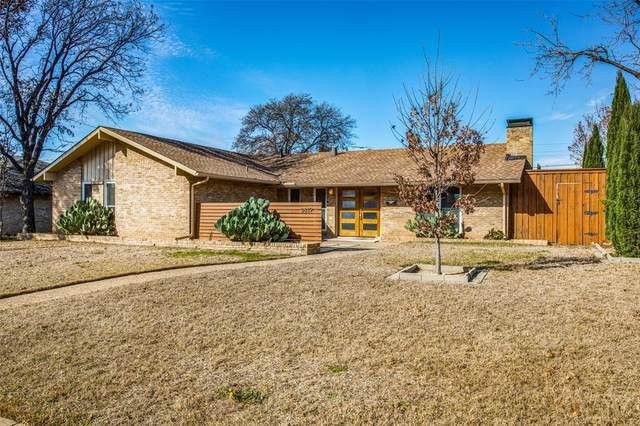 3839 Antigua Drive, Dallas, TX 75244 (MLS #14529360) :: Team Hodnett