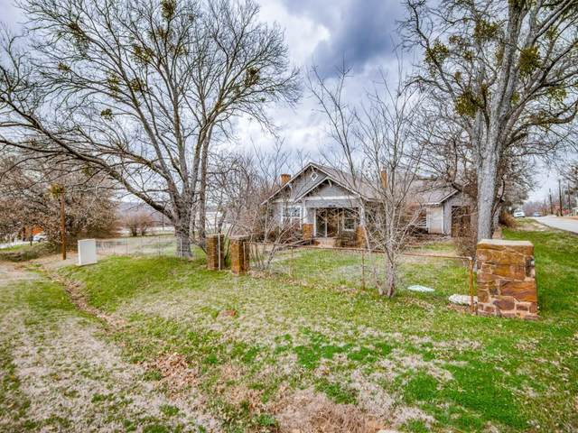 115 Denton Street, Argyle, TX 76226 (MLS #14529382) :: The Mauelshagen Group
