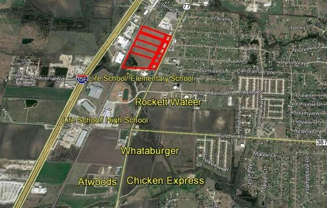 0000 Hwy 77, Waxahachie, TX 75165 (MLS #14529485) :: The Kimberly Davis Group