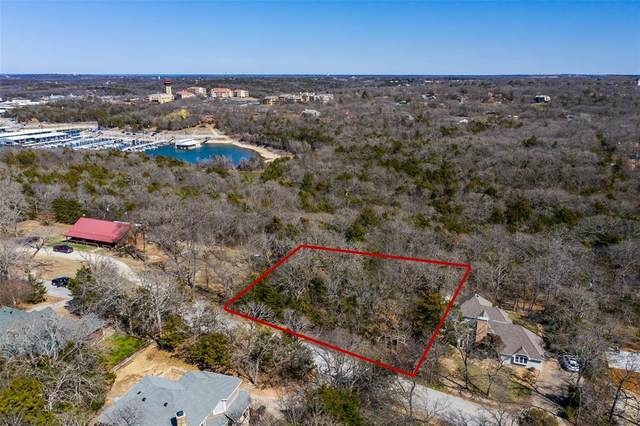 101 Lakepoint Loop E, Pottsboro, TX 75076 (MLS #14529532) :: The Hornburg Real Estate Group