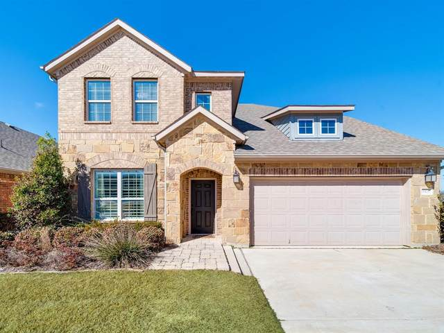 15425 Bluff Creek Cove, Fort Worth, TX 76262 (MLS #14529597) :: Wood Real Estate Group