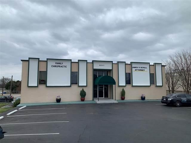 8507 Benbrook Boulevard, Benbrook, TX 76126 (MLS #14529601) :: The Kimberly Davis Group