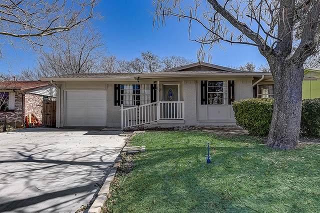 1835 S Perry Road, Carrollton, TX 75006 (MLS #14529612) :: Team Tiller