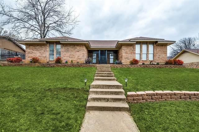 2202 Pebblebrook Court, Grand Prairie, TX 75050 (MLS #14529625) :: Robbins Real Estate Group