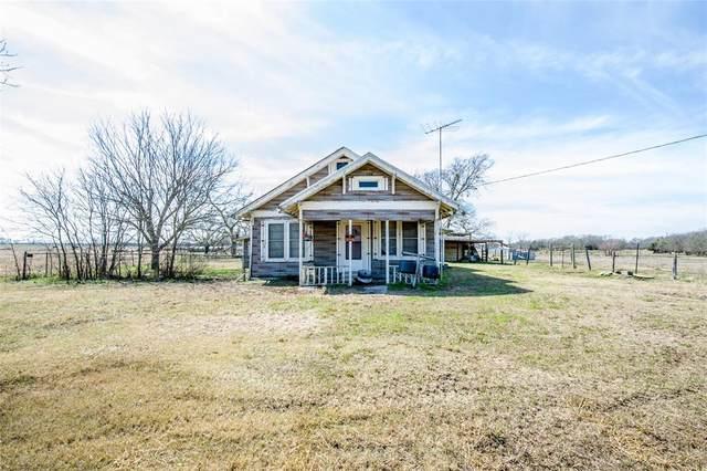 8341 Fm 660, Ennis, TX 75119 (MLS #14529627) :: The Hornburg Real Estate Group