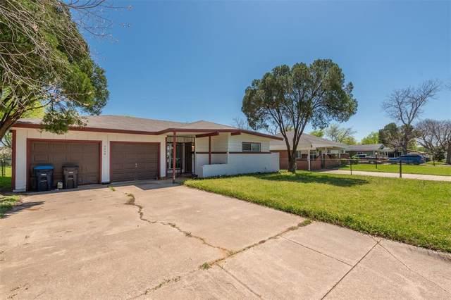 3505 Mountcastle Drive, Fort Worth, TX 76119 (MLS #14529822) :: The Rhodes Team