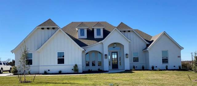 250 Finney Drive, Weatherford, TX 76082 (MLS #14529829) :: Real Estate By Design