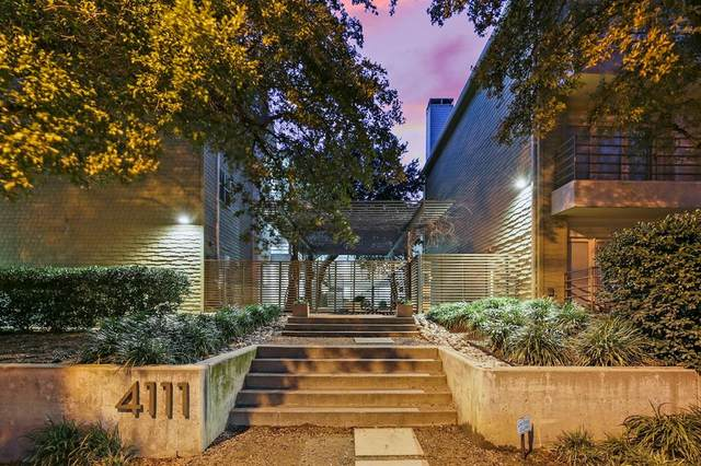 4111 Cole Avenue #20, Dallas, TX 75204 (MLS #14530080) :: The Kimberly Davis Group