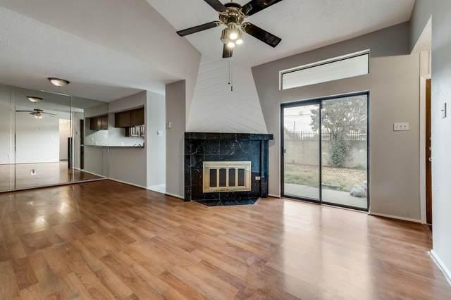 863 Dublin Drive C, Richardson, TX 75080 (MLS #14530103) :: Front Real Estate Co.