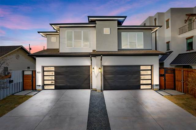 1021 Folsom Street, Dallas, TX 75208 (MLS #14530137) :: Premier Properties Group of Keller Williams Realty