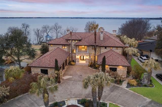 1600 S Lakeshore Drive, Rockwall, TX 75087 (MLS #14530185) :: Trinity Premier Properties